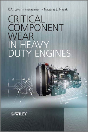Critical Component Wear in Heavy Duty Engines (047082882X) cover image