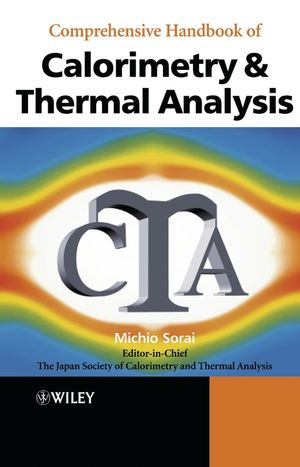 Comprehensive Handbook of Calorimetry and Thermal Analysis (047085152X) cover image