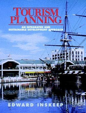 Tourism Planning: An Integrated and Sustainable Development Approach (047129392X) cover image