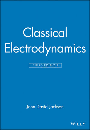 Classical Electrodynamics, 3rd Edition