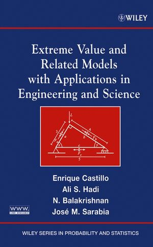 Extreme Value and Related Models with Applications in Engineering and Science (047167172X) cover image