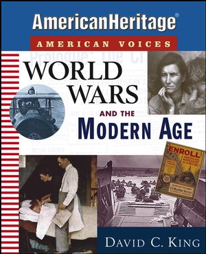 World Wars and the Modern Age (047168452X) cover image