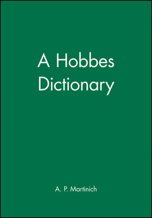 A Hobbes Dictionary