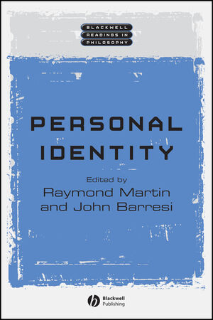 Personal Identity (063123442X) cover image