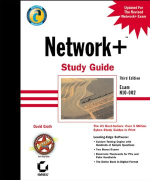 Network+ Study Guide: Exam N10-002, 3rd Edition (078215252X) cover image