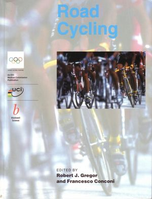 Handbook of Sports Medicine and Science, Road Cycling (086542912X) cover image