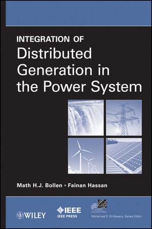 Integration of Distributed Generation in the Power System (111802902X) cover image