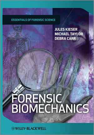 Forensic Biomechanics (111840422X) cover image