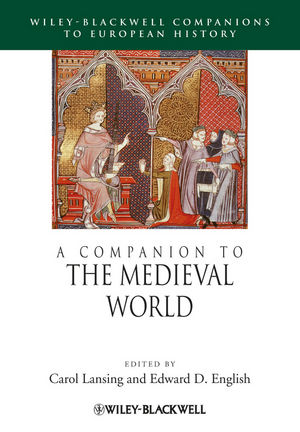 A Companion to the Medieval World (111842512X) cover image