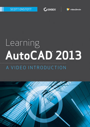 Learning AutoCAD 2013: A Video Introduction download (111846592X) cover image
