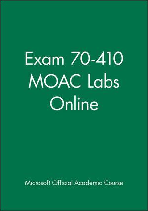 Exam 70-410 MOAC Labs Online