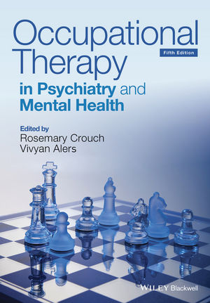 Occupational Therapy in Psychiatry and Mental Health, 5th Edition