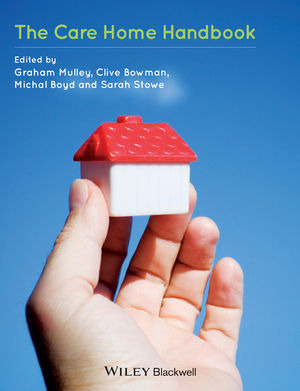 The Care Home Handbook (111869032X) cover image