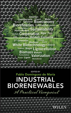 Industrial Biorenewables: A Practical Viewpoint (111884422X) cover image