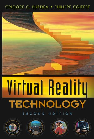 Virtual Reality Technology, 2nd Edition (111948572X) cover image