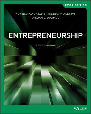 Entrepreneurship, 5th Edition, EMEA Edition