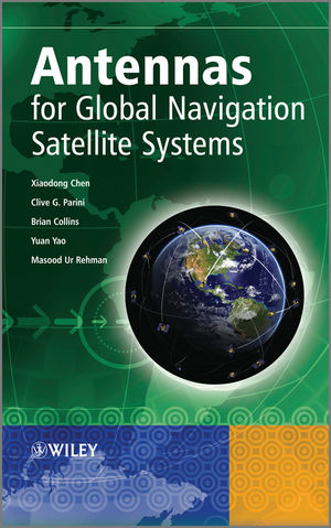 Antennas for Global Navigation Satellite Systems (111994032X) cover image