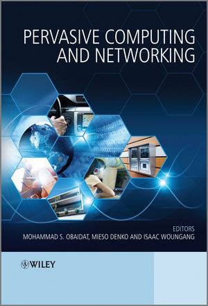 Pervasive Computing and Networking (111997142X) cover image