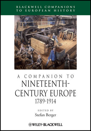 A Companion to Nineteenth-Century Europe: 1789-1914 (140515232X) cover image