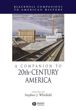 A Companion to 20th-Century America (140515652X) cover image