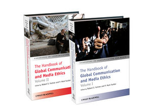 The Handbook of Global Communication and Media Ethics (140518812X) cover image