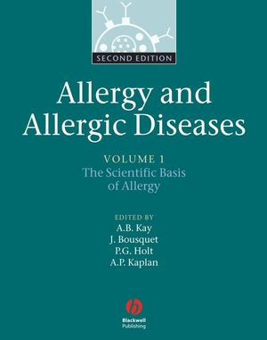 Allergy and Allergic Diseases, 2nd Edition (144430092X) cover image