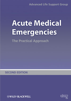 Acute Medical Emergencies: The Practical Approach, 2nd Edition (144432022X) cover image