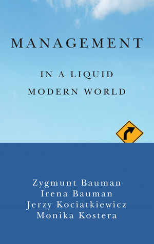 Management in a Liquid Modern World (150950222X) cover image