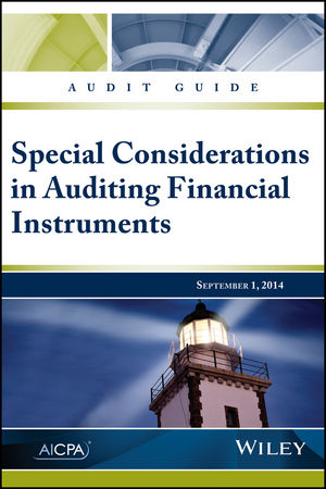 Special Considertations in Auditing Financial Instruments