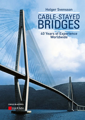 Cable-Stayed Bridges: 40 Years of Experience Worldwide (343302992X) cover image