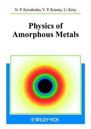 Physics of Amorphous Metals (352762242X) cover image