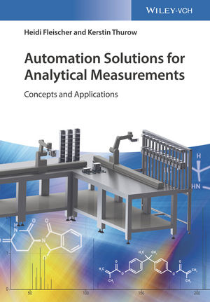Automation Solutions for Analytical Measurements: Concepts and Applications (352780532X) cover image