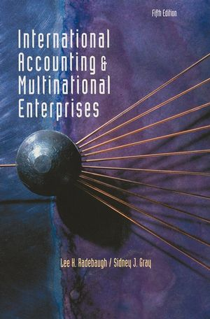 International Accounting and Multinational Enterprises, 5th Edition (0470040130) cover image