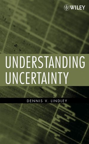 Understanding Uncertainty (0470043830) cover image