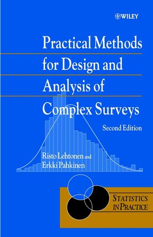 Practical Methods for Design and Analysis of Complex Surveys, 2nd Edition (0470091630) cover image