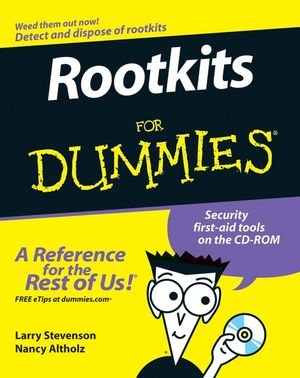 Rootkits For Dummies (0470101830) cover image