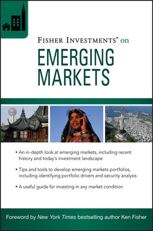 Fisher Investments on Emerging Markets (0470567430) cover image