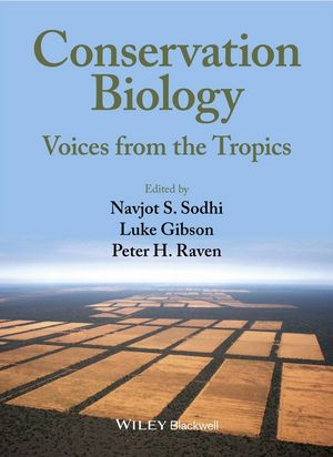Conservation Biology: Voices from the Tropics (0470658630) cover image