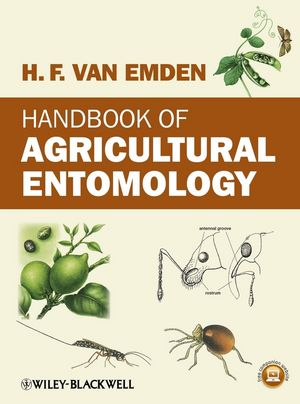 Handbook of Agricultural Entomology  (0470659130) cover image