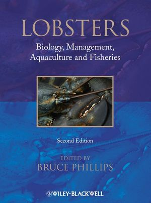 Lobsters: Biology, Management, Aquaculture & Fisheries, 2nd Edition (0470671130) cover image