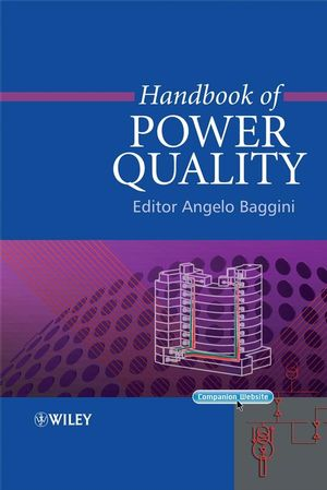 Handbook of Power Quality (0470754230) cover image