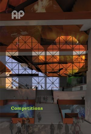 Competing Globally in Architecture Competitions (0470862130) cover image