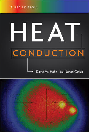Heat Conduction, 3rd Edition (0470902930) cover image