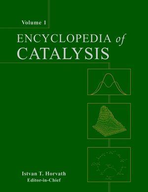 Encyclopedia of Catalysis, 6 Volume Set