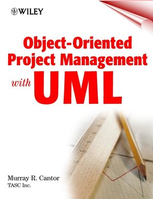 Object-Oriented Project Management with UML (0471253030) cover image
