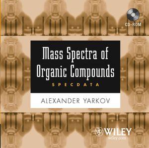 Mass Spectra of Organic Compounds (SpecData)