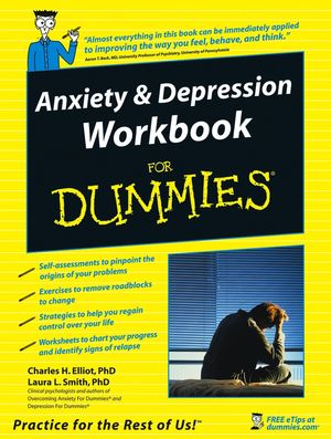 <span class='search-highlight'>Anxiety</span> and Depression Workbook For Dummies