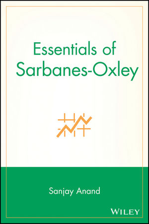 Essentials of Sarbanes-Oxley (1118160630) cover image