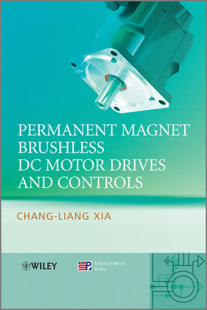 Permanent Magnet Brushless DC Motor Drives and Controls (1118188330) cover image