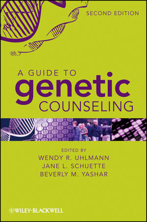 A Guide to Genetic Counseling, 2nd Edition (1118210530) cover image